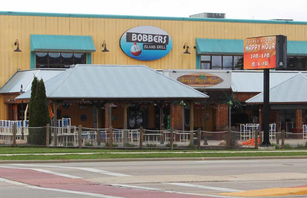Bobbers Island Grill in Wisconsin Dells
