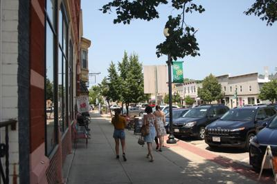 Downtown Mayville