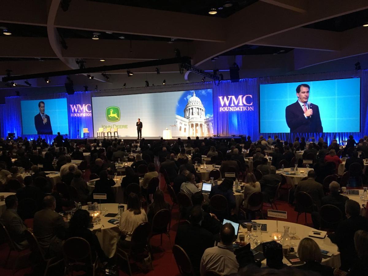 Scott Walker seeking $6.8 million from Legislature to market state to young workers