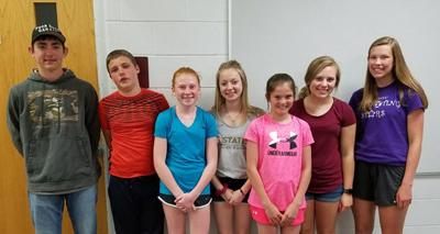4-H Club elects officers