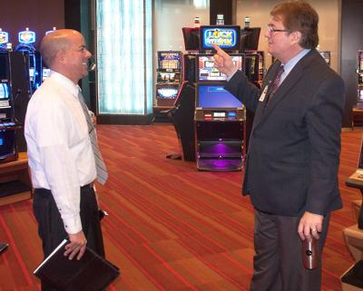 Ho Chunk completes first phase of casino upgrade | Regional news