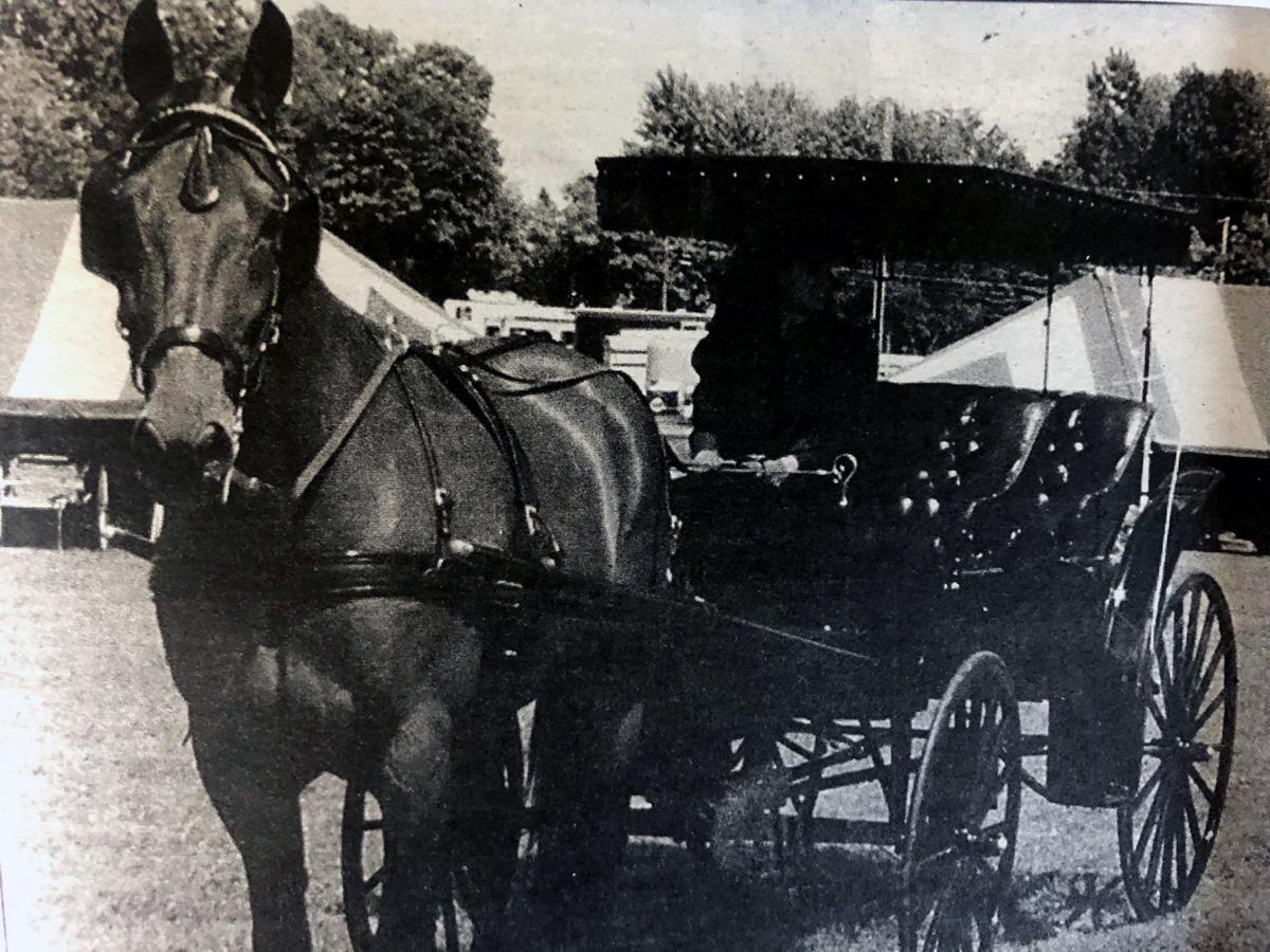 2001 Columbus Carriage Classic