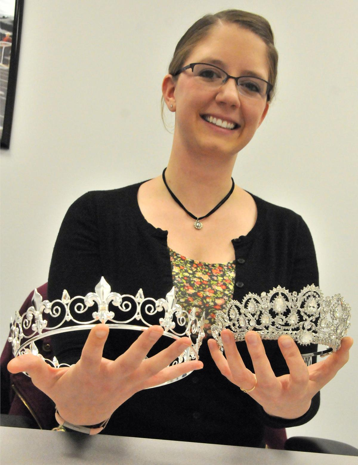 Prom crowns