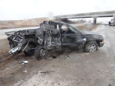 Two injured in Hwy  41 crash | Regional news | wiscnews com