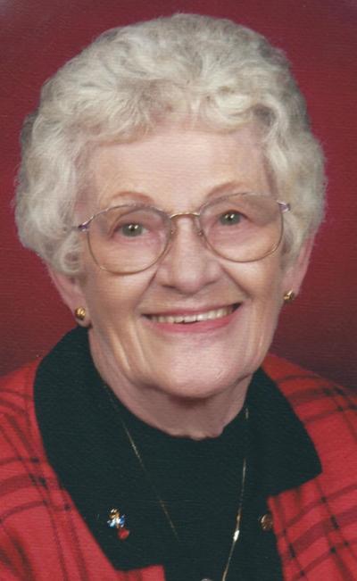 Letha Alma Houk, 87, West Bend