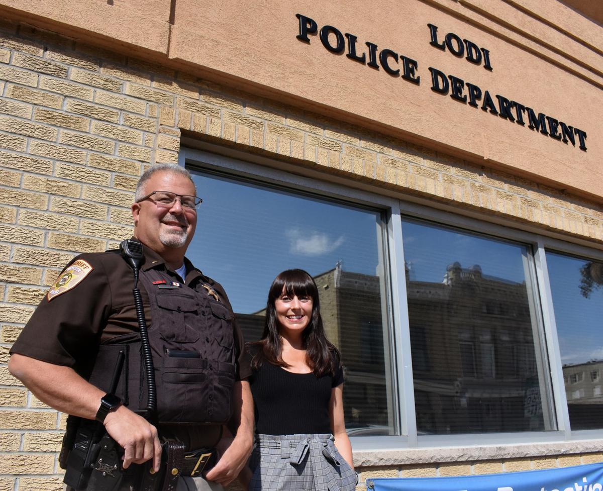 Lodi police interim command staff