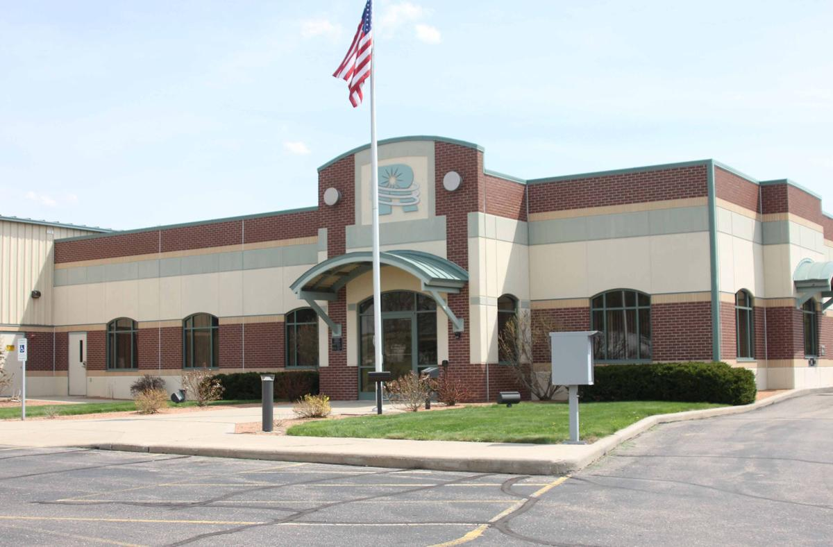 Reedsburg Utility Commission building 2