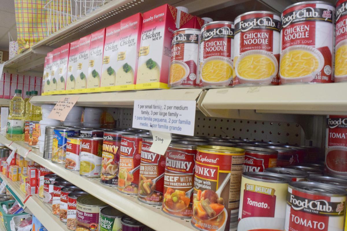 Wi Dells Food Pantry Food