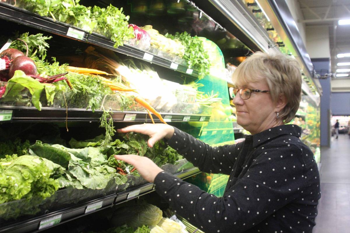 Pam rearranges produce