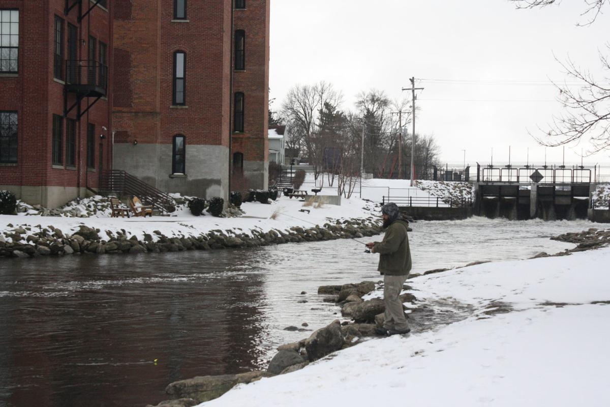 Beaver Dam River/Dam