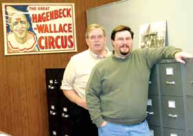 Pierce, Shrake join Circus World