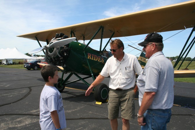 Baraboo Dells Airshow continues today and Sunday