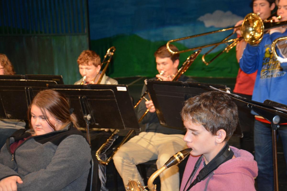Mauston band
