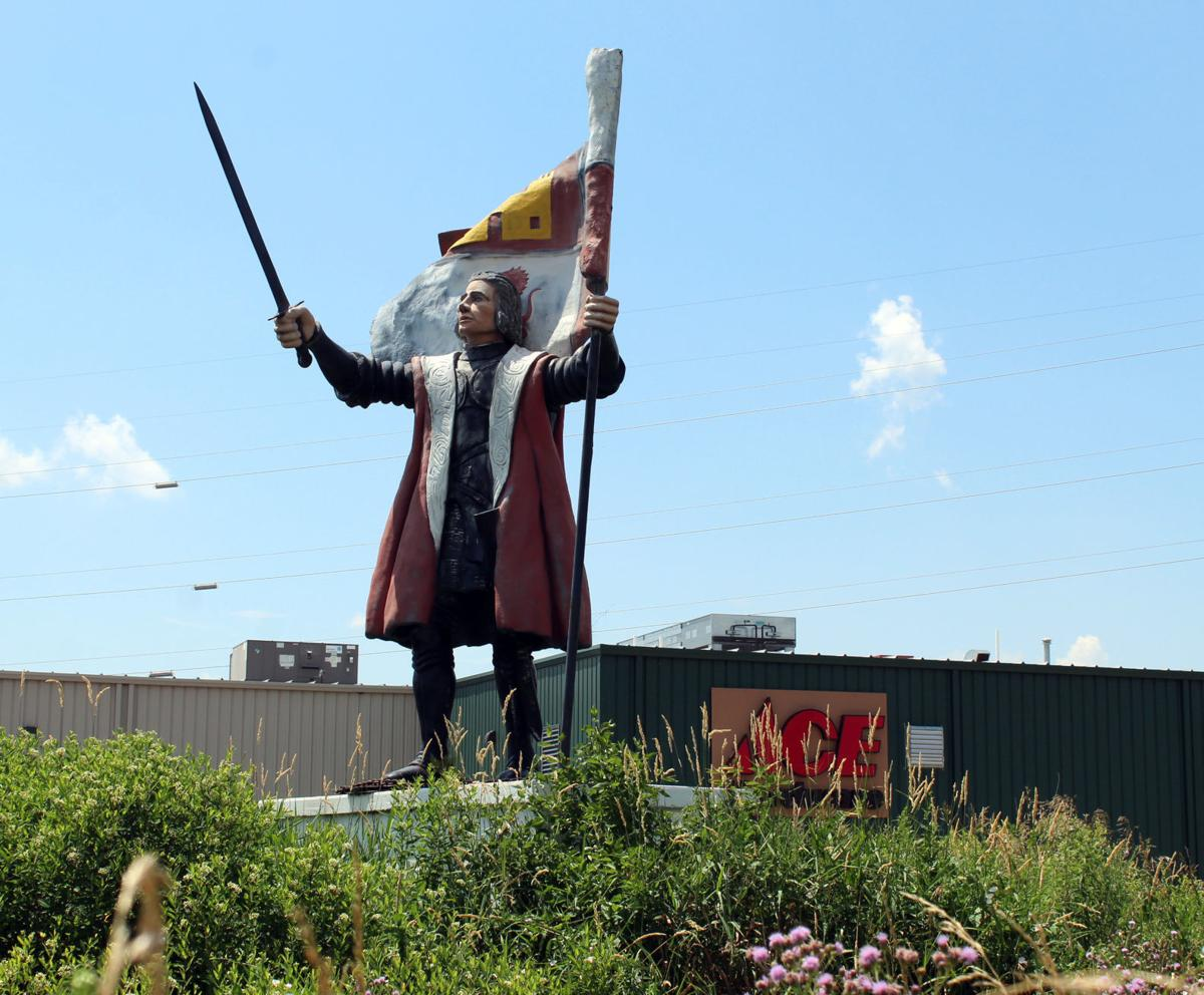 Columbus statute