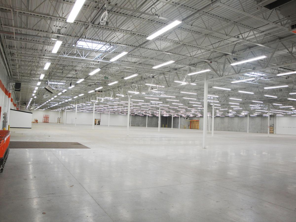 Image result for empty home depot