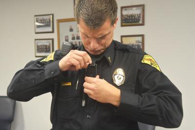 Portage Police body cameras (copy)