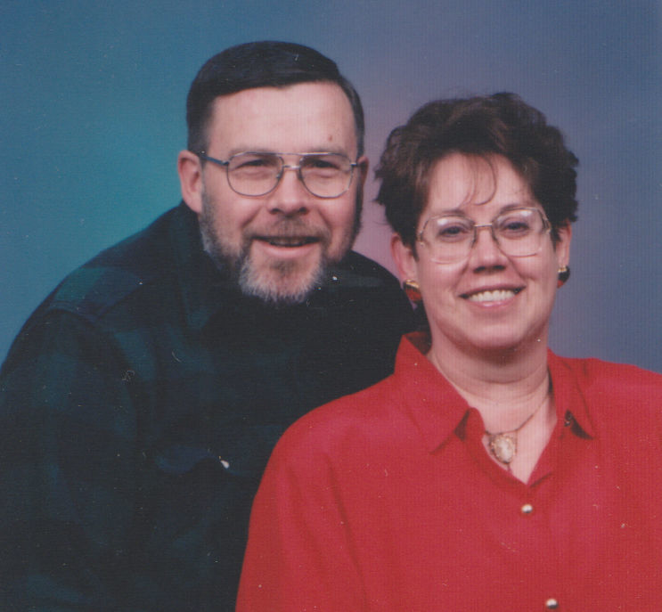 Pat and Patti Condon - now