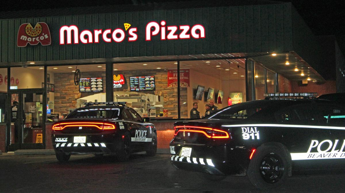 Police Investigate Armed Robbery At Marco S Pizza In Beaver Dam