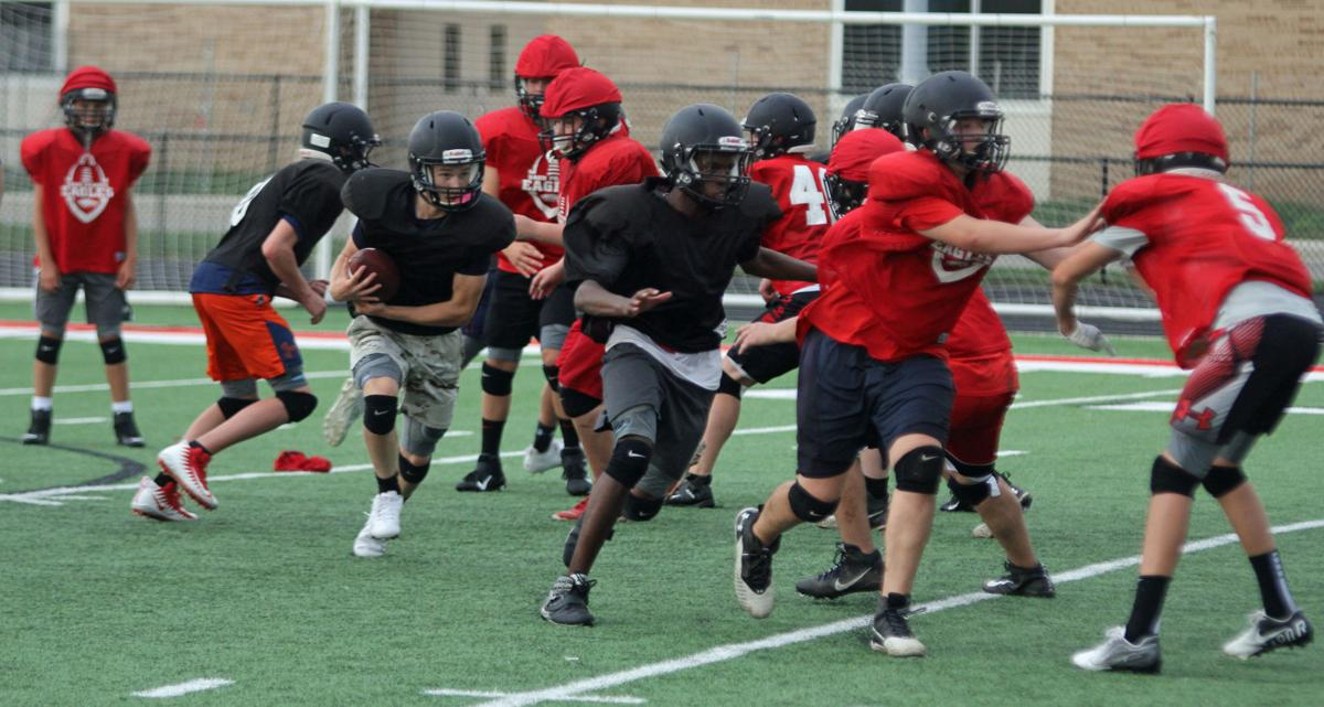 Sauk Prairie football