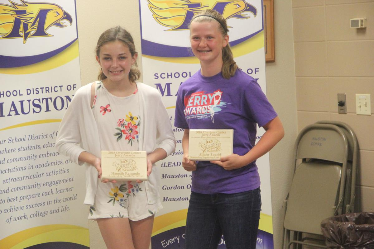 Hannah Rattunde and Allison Lavold win Jerry Awards