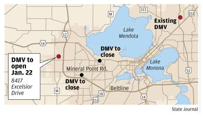 Madison DMV sites lawmakers letter