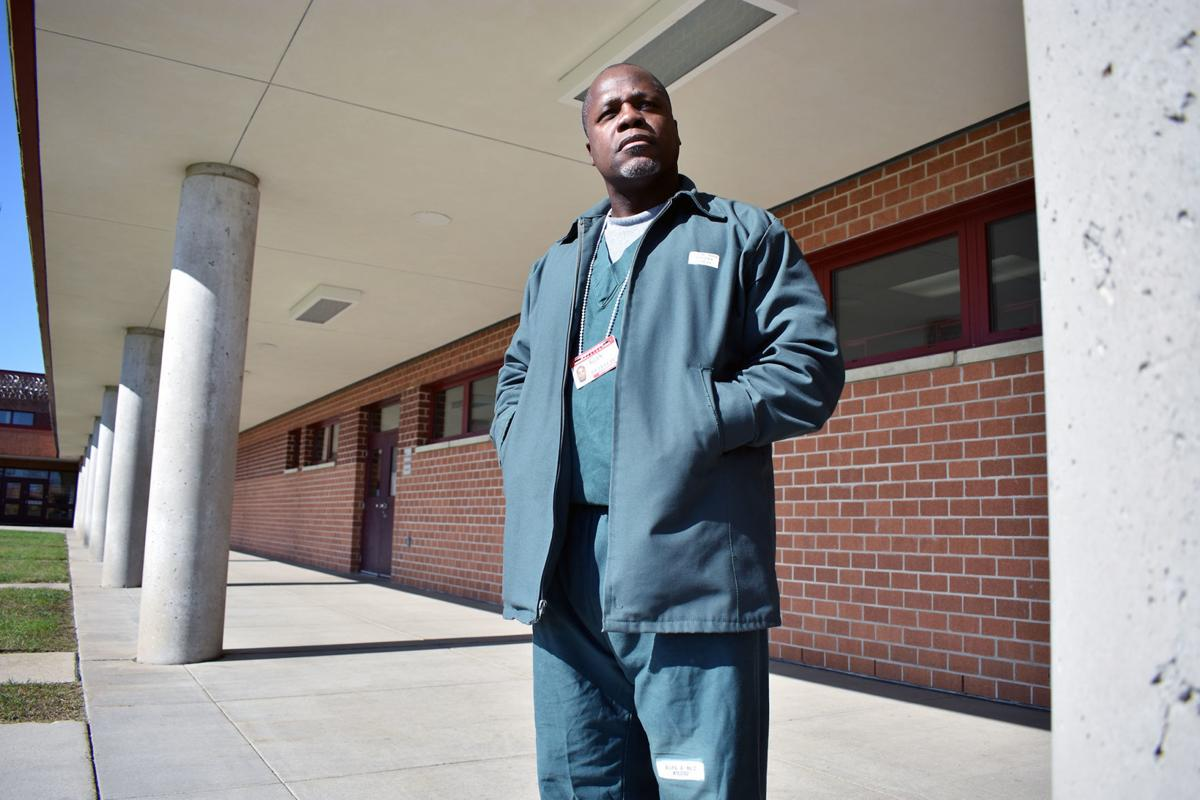 CCI inmate Aaron Allen