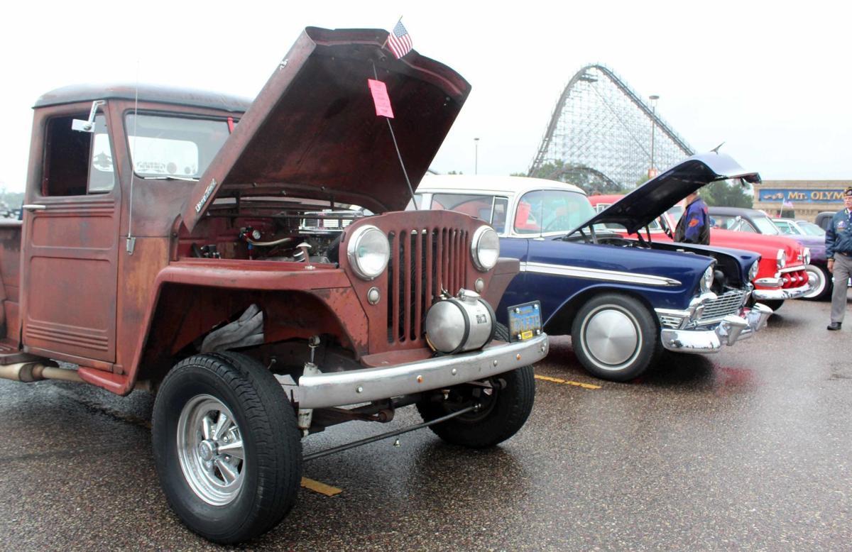 Automotion classic car line up (copy)