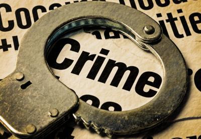 Handcuffs crime, generic file photo