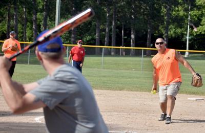 Police, correctional officers raise $600 for local baseball programs