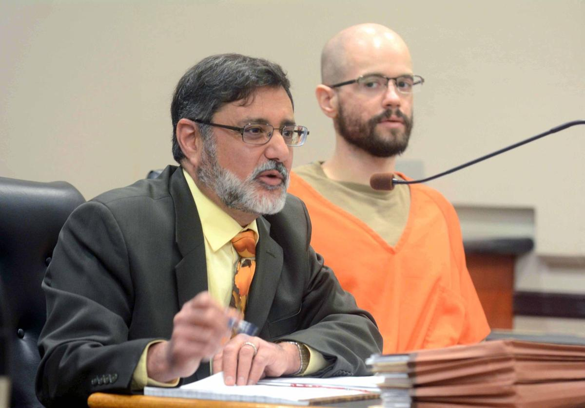 Robinson seeks new trial in Baraboo homicide case