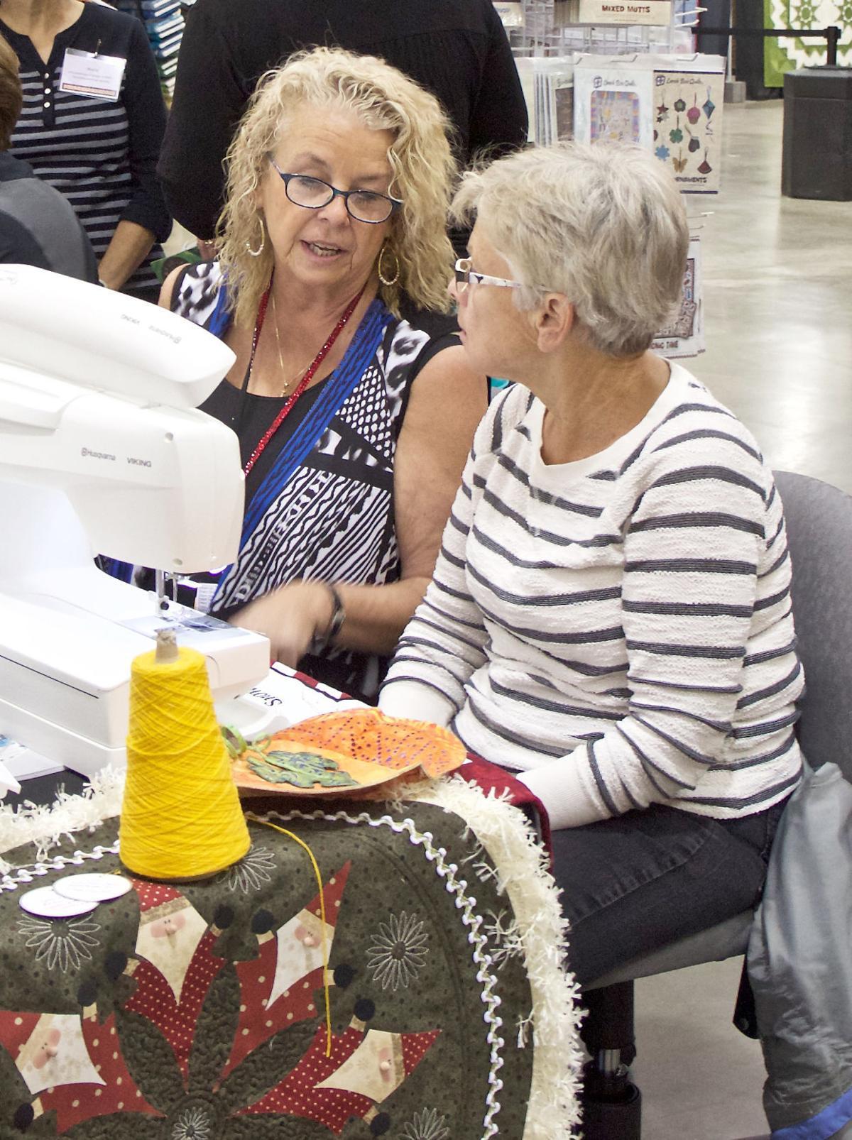 Quintessential Quilts Makes Splash At Expo Regional News