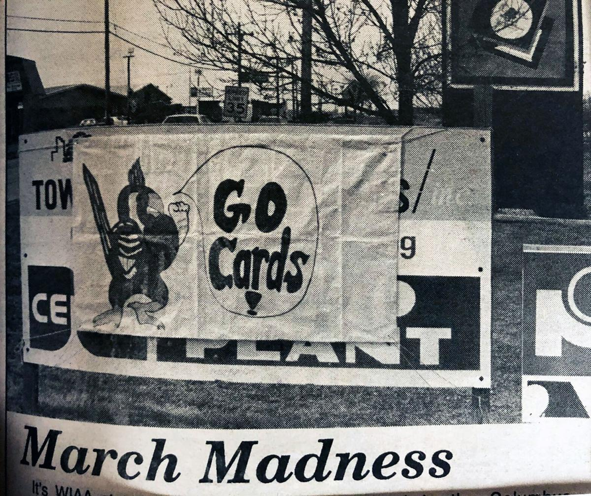 1991 March Madness Town & Country Printers