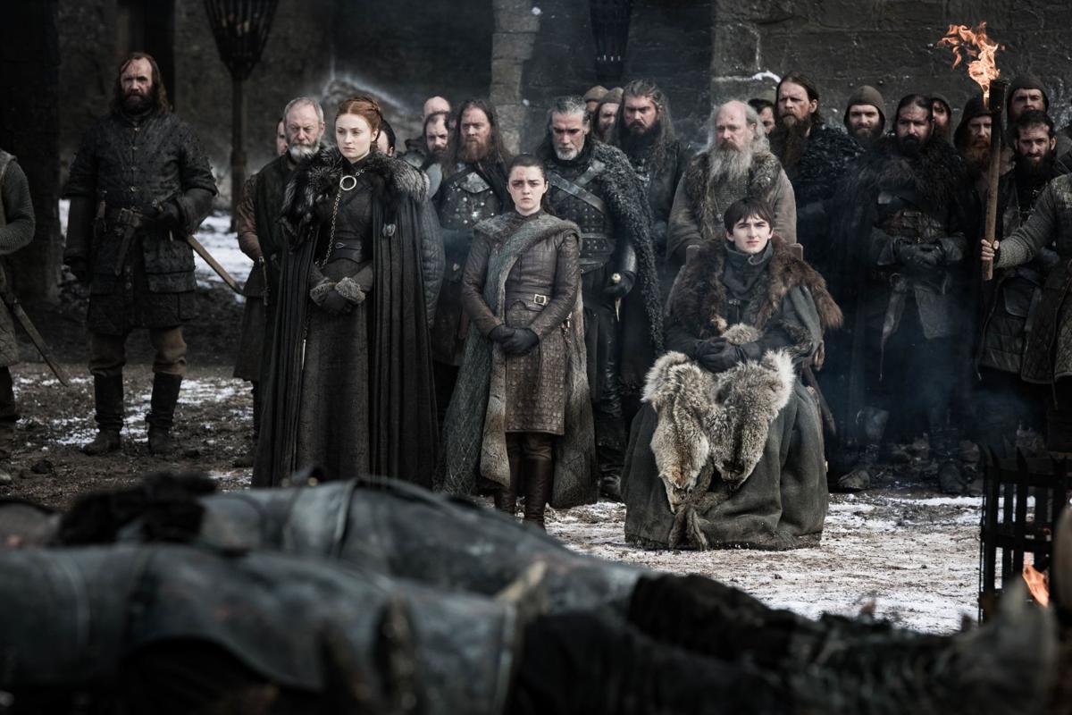 Season 8 Starks
