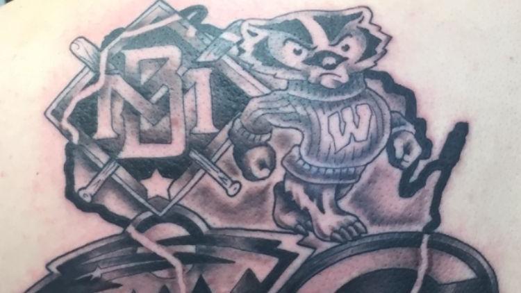 72d2b3736 My Wisconsin Tattoo – Josh Kriesel | Entertainment and Lifestyles |  wiscnews.com