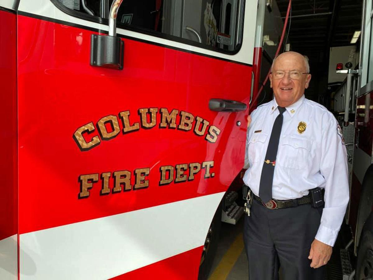 Columbus Fire Chief to retire this summer