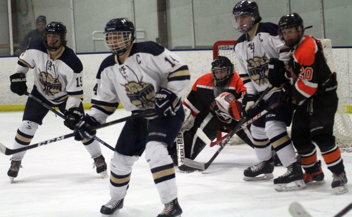 Baraboo/Portage hockey