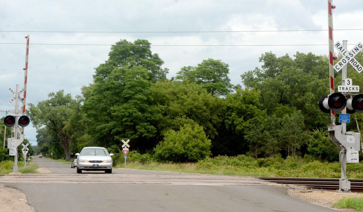 Crossing panorama