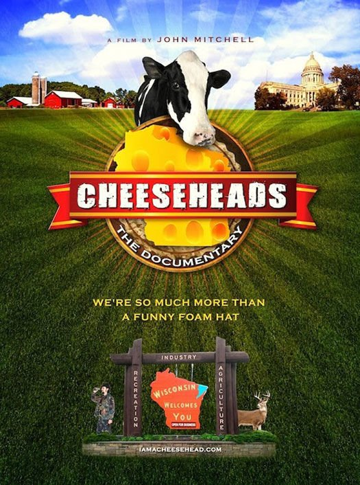 'Cheeseheads: the Documentary' showing at library