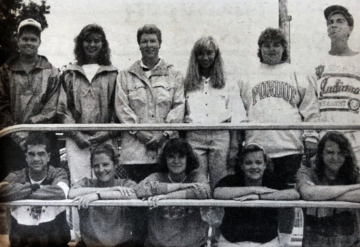 1991 Pool staff