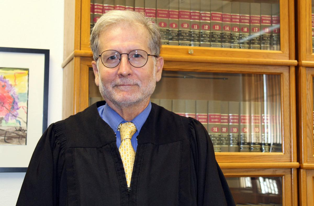 Dodge County Judge takes off the robe and heads home to the fields