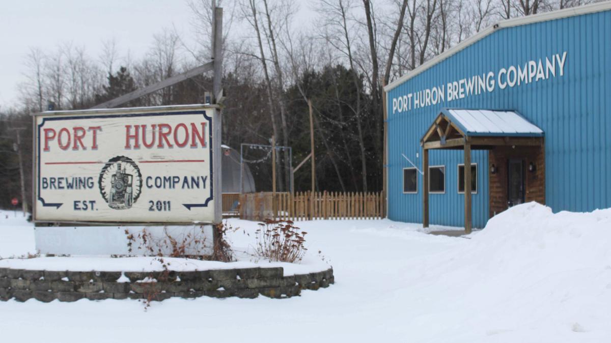 Port Huron Brewing Co. Photo