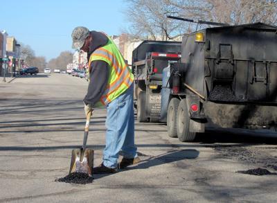 Pothole duty (copy)