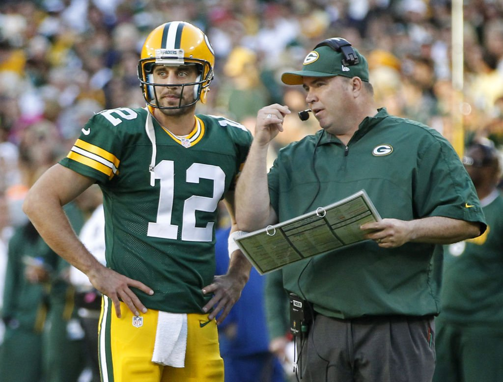 1016d681a64660 Packers: Mike McCarthy became a student of the game at tiny Baker ...