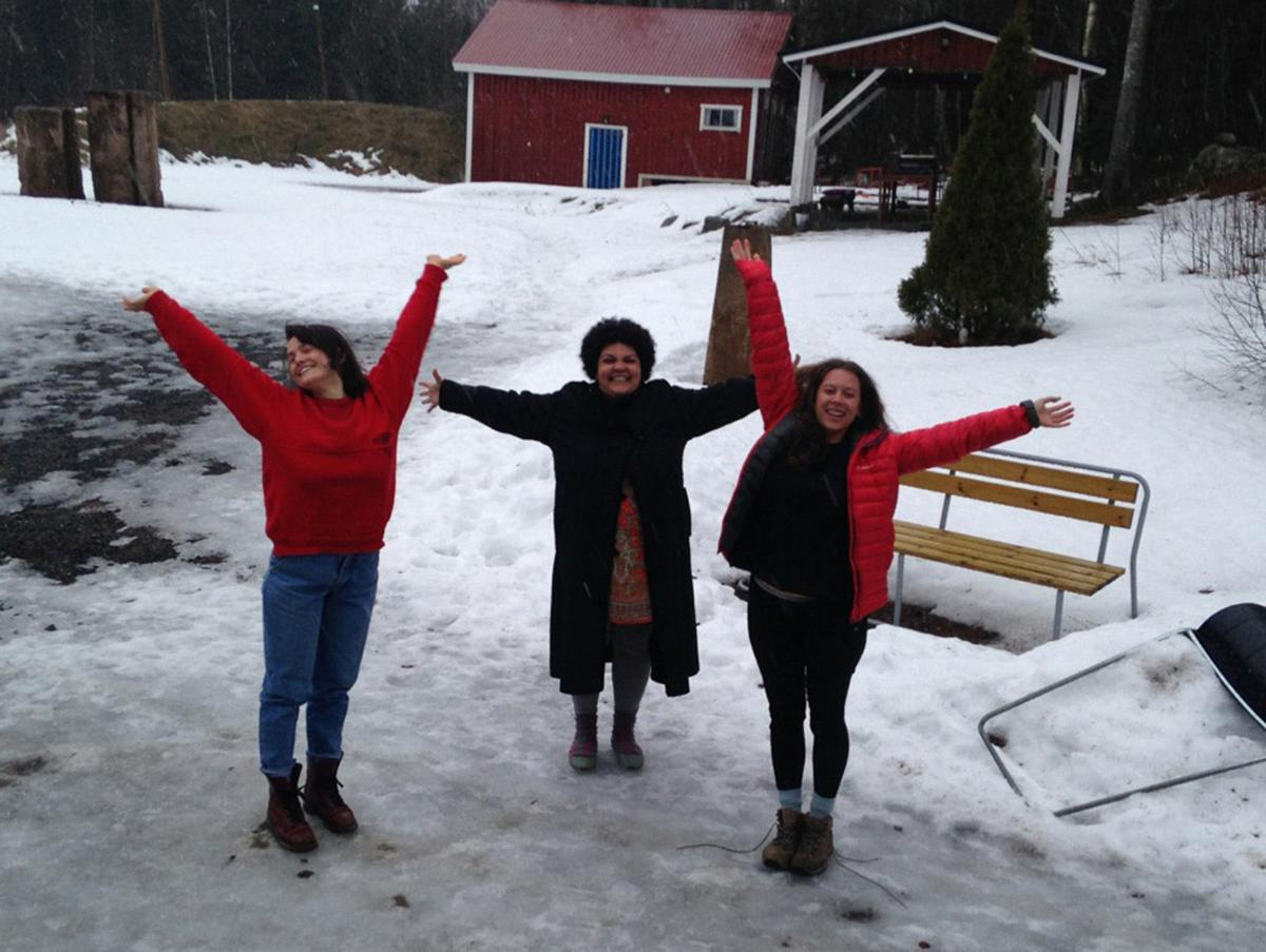 three in finland