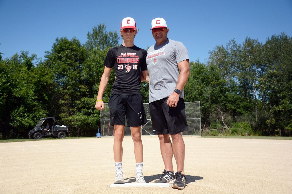 Mobry family baseball diamod