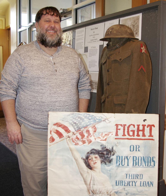 World War I exhibit