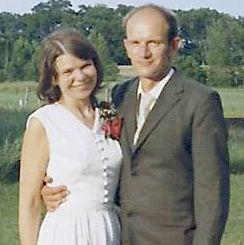 Paul Soukup, 77 and Lois Soukup, 75, Lyndon Station