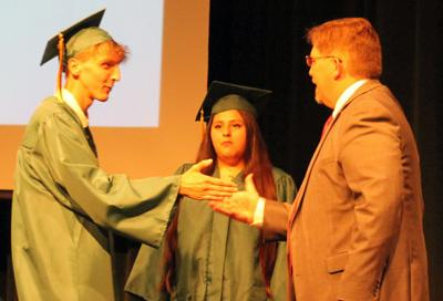 DSLA holds graduation