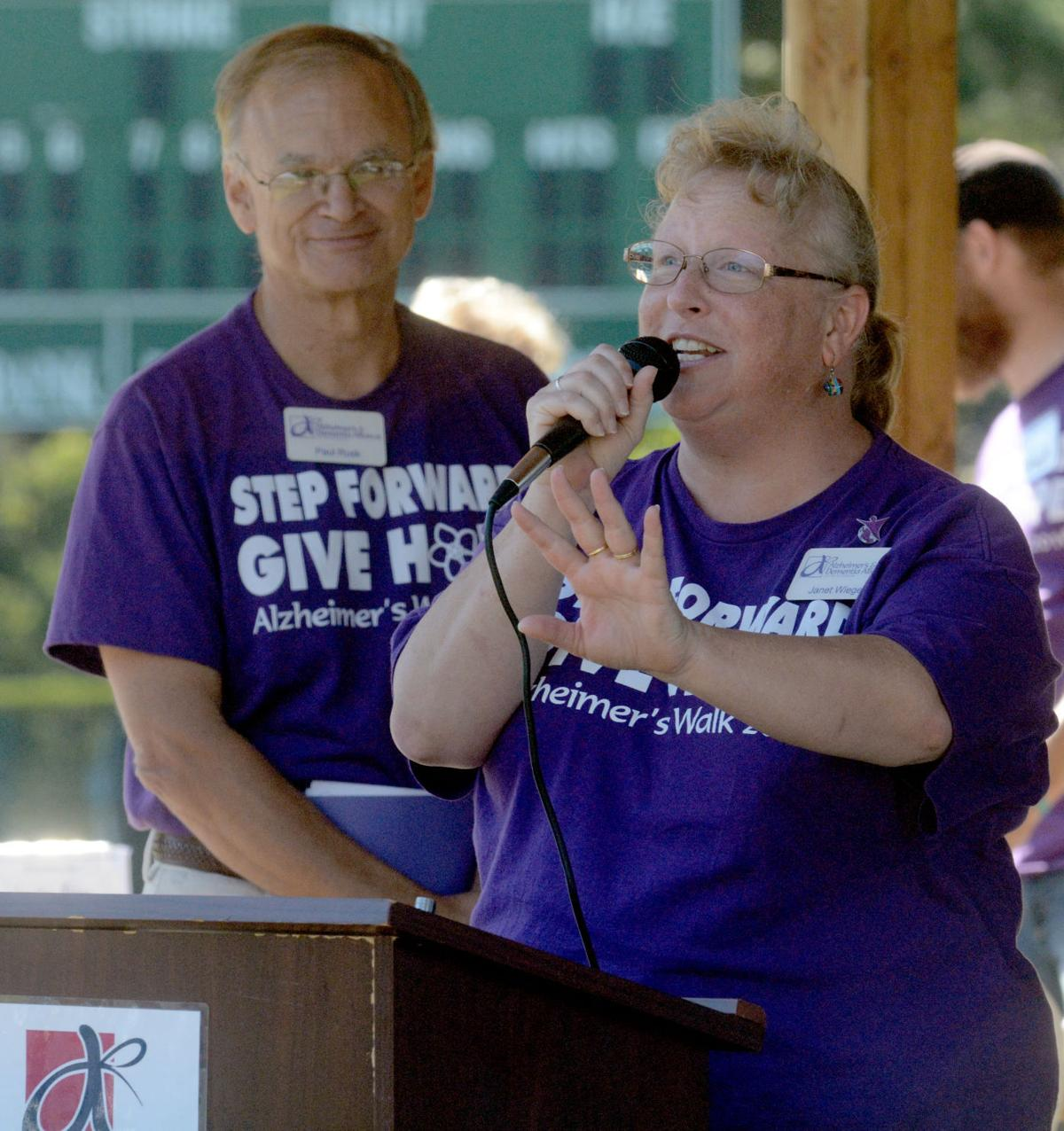 Alzheimer's advocates have high hopes for future