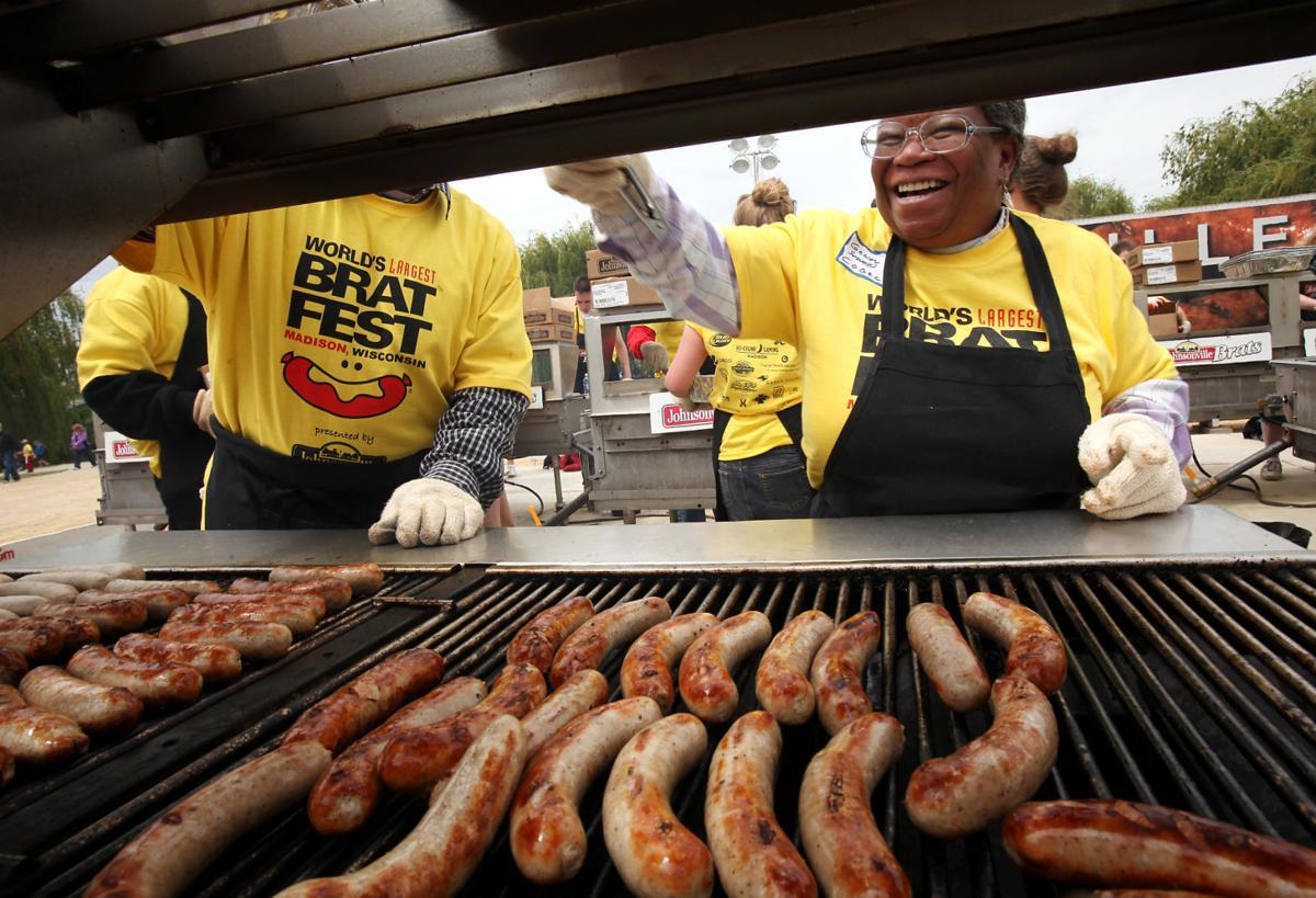 Brat Fest grills (copy)
